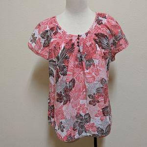 St. John's bay blouse xl